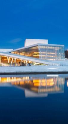 精美的歌剧院