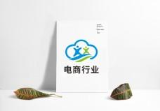 科技大气互联网企业电商行业LOGO设计