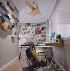 儿童房模型