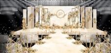 五零香槟大理石婚礼