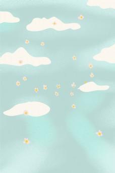 天空蓝色背景下载
