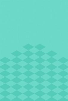 蓝绿色网格状背景大气简约背景图