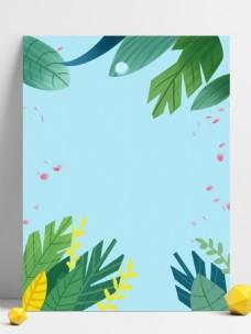 唯美小清晰植物花卉背景
