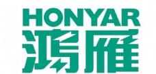 鸿雁logo