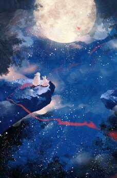 梦幻望月海报