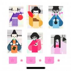 简单的日本装饰设计