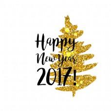 新年快乐贺卡设计