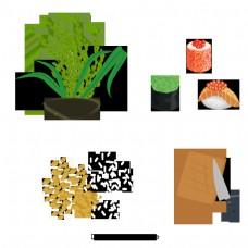 食品和烹饪材料载体