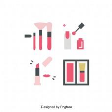 卡通手绘化妆品设计