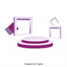 艺术展示场景设计素材