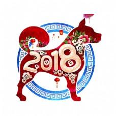 2018年中国新年
