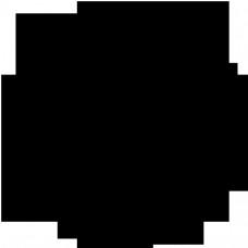 美丽的卡通手绘花