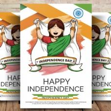 独立日传单