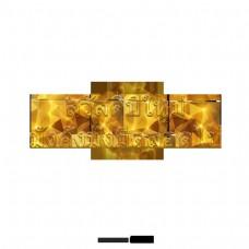 泰国文字字体中国富人圈丰富的金色图案