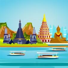 泰国旅游景点