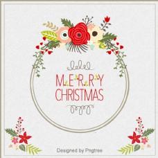 灰色圣诞大圣诞快乐