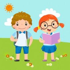 学校的孩子们学龄儿童学龄儿童子弟校中小学生农村学龄儿童小学适龄儿童
