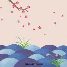 韩国的传统节日春节背景