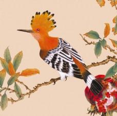 工笔花鸟画