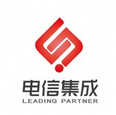 电信集成logo