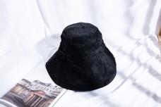 时尚女士灯芯绒帽子9