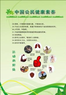 中国公民健康素养五