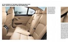 BMW画册设计