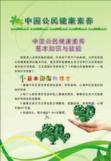 中国公民健康素养九
