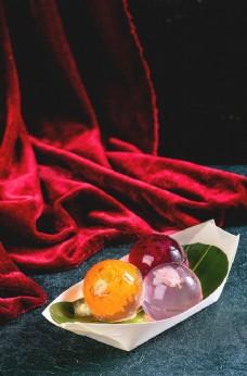 特色水晶冰粉球