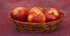 沂源红苹果张家庄果实8k图