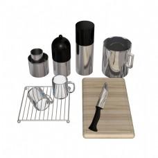 厨房用品刀具杯子瓷器