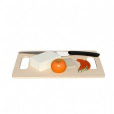 厨房用品食材砧板刀具