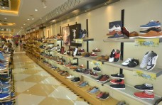 鞋店 商场
