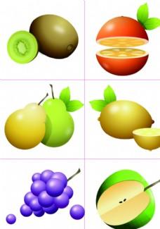 087卡通水果