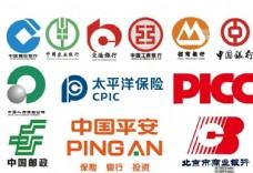 银行logo保险logo