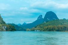桂林风景山水摄影风光图