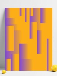 紫色创意几何方块渐变风化模糊背景