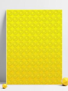 金色花纹背景素材