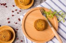 中秋食品月饼