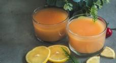 雪梨橙汁 柳橙 凤梨汁  果汁