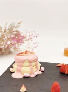 草莓Soufflé