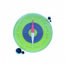 水晶材质三维立体指南针icon