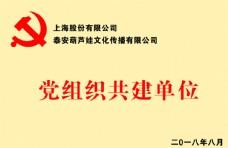 党组织共建单位