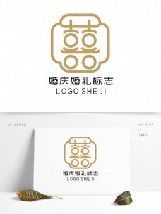 婚庆婚礼LOGO设计