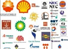 中石油中石化logo