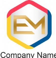 EM logo EM标志
