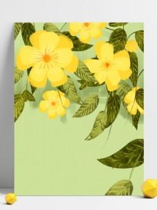 春天唯美小清晰植物花卉背景