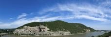 山西 龙门 石窟 景区