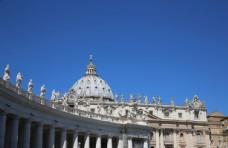 梵蒂冈 圣彼得大教堂