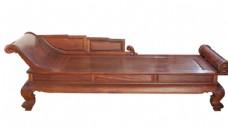 罗汉床 古典床 红木床